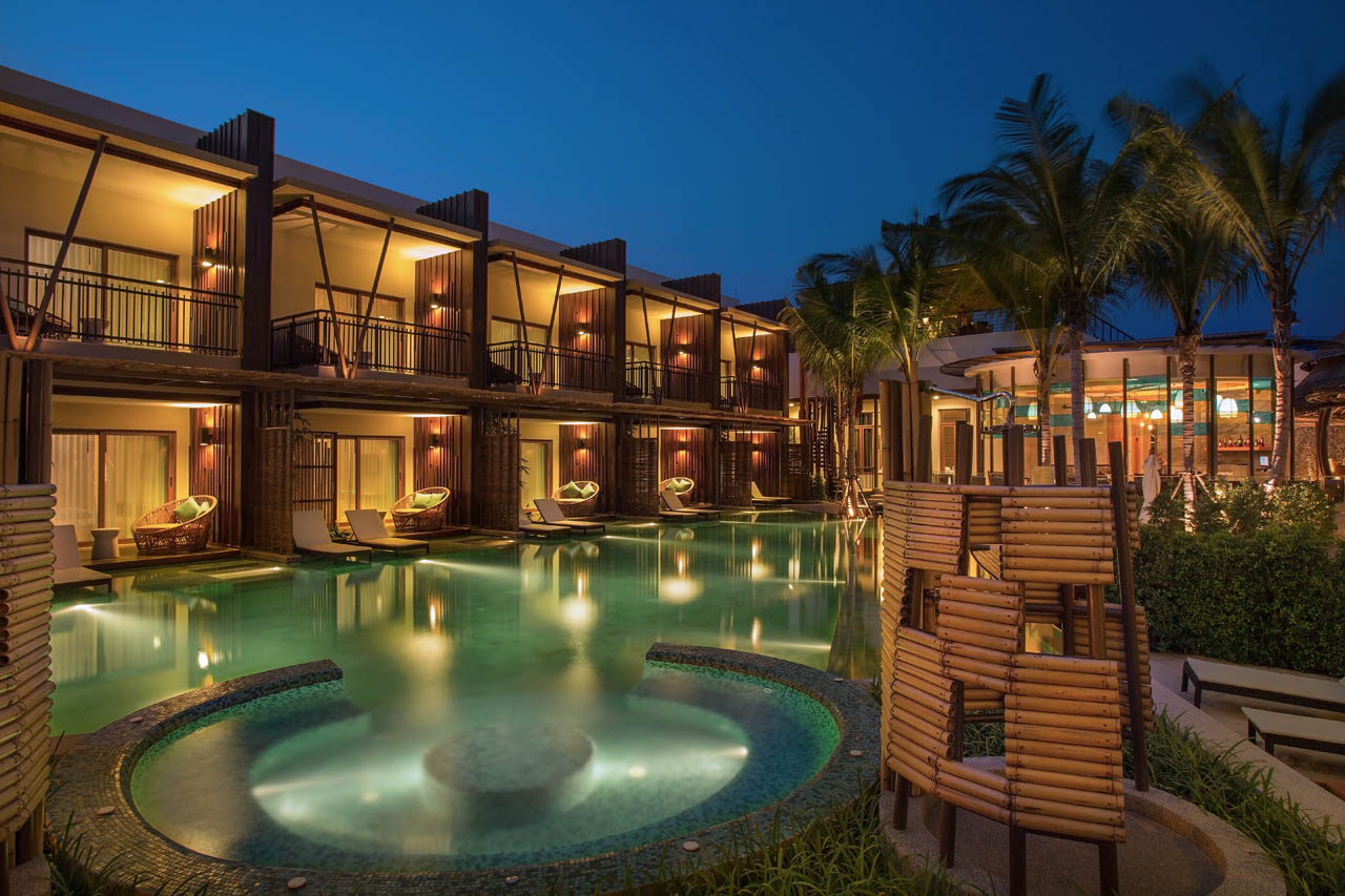 Prana resort nandana contour designing your business for Design hotel koh samui